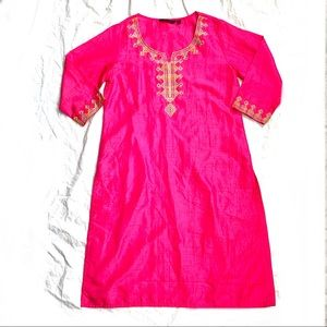 Tunic Dress By Srishti Size XL